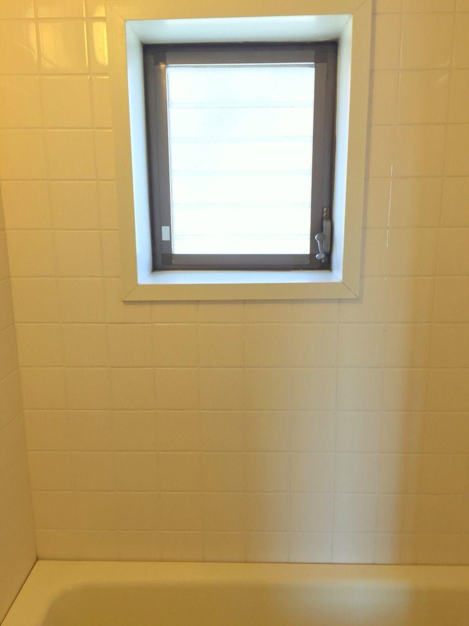 窓があるお風呂があると明るくて、カビの心配も減ります。